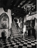 Fig. 4 Samuel H. Kress apartment, Entrance Hall, 1938/40.